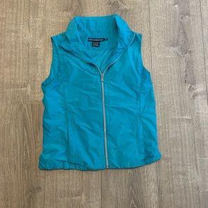 Ralph Lauren Small Light Blue Golf Vest